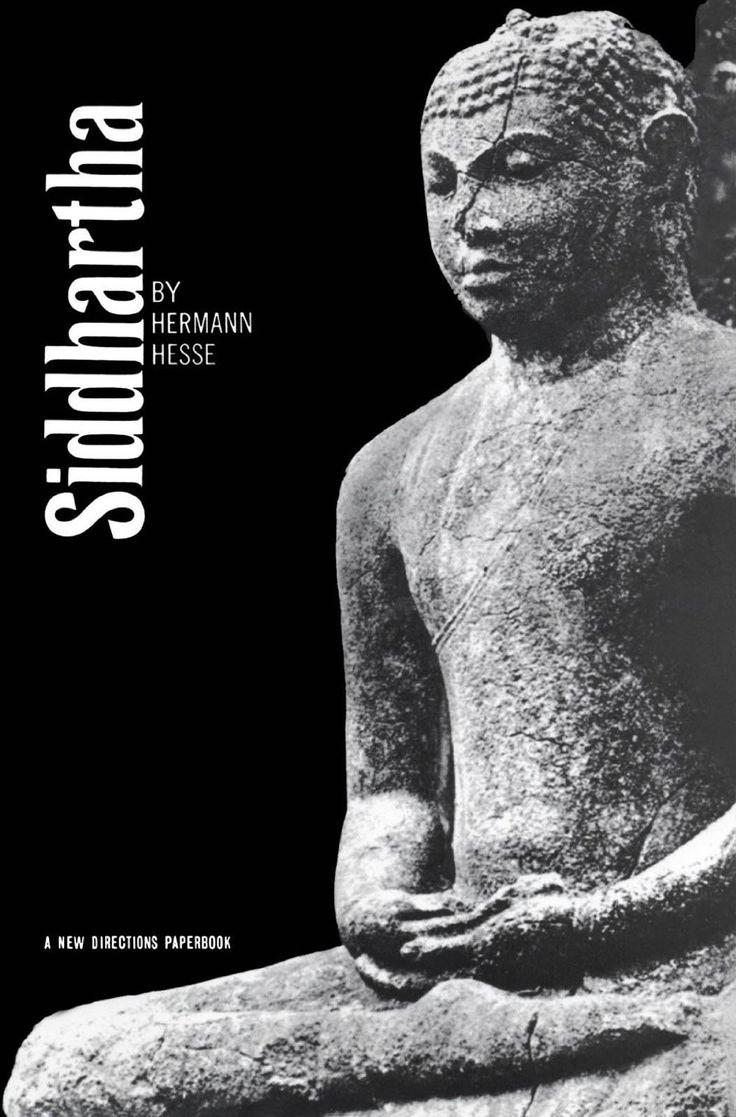 Siddhartha; Hermann Hesse.