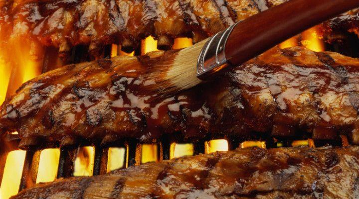 Свиные ребрышки барбекю по Гордону Рамзи