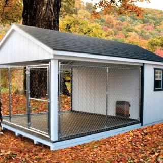 Dog house - I need one of these to keep my puppies safe from the coyotes...