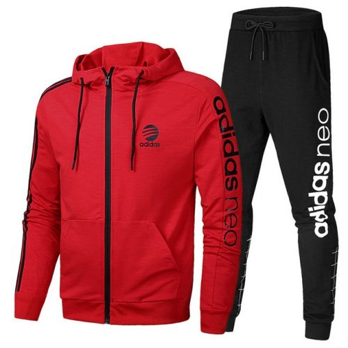 Spring Summer 2018 Cheapest Adidas Long Sleeve Suit On
