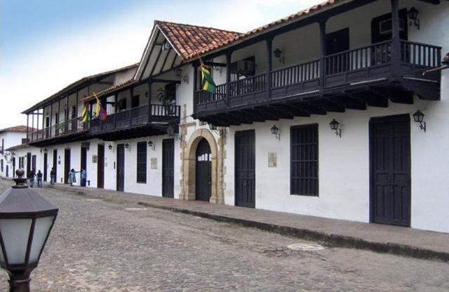 Girón Street, Santander, Colombia
