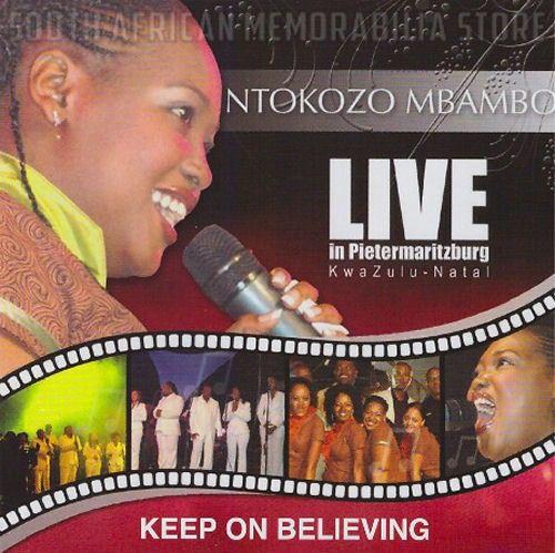 NTOKOZO MBAMBO - Live in Pietermaritzburg - South African Gospel CD CDLME202 New