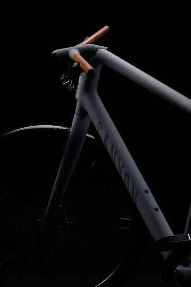 bicycle matte black
