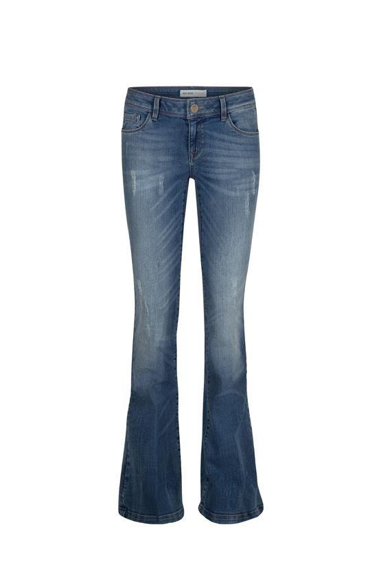 Athena Flare Lt Blue Jeans