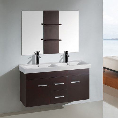 1000 Ideas About Floating Bathroom Vanities On Pinterest Floating Vanity Modern Faucets And