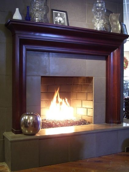 97 best images about fireplace on pinterest mantels for Fireplace on raised deck