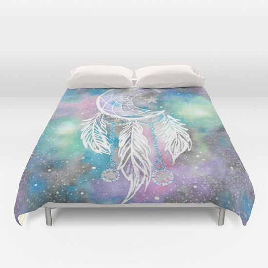 Lunar+Galaxy+Duvet+Cover+by+Brietron+Art+-+$99.00