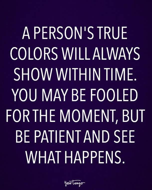 Karma And Revenge Quotes: Best 25+ True Colors Quotes Ideas On Pinterest