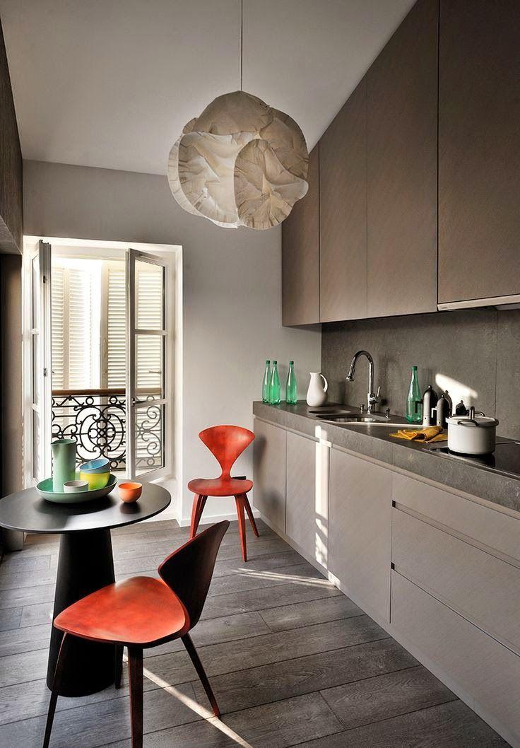 Visite chez l'architecte d'intérieur François Champsaur #Miluccia
