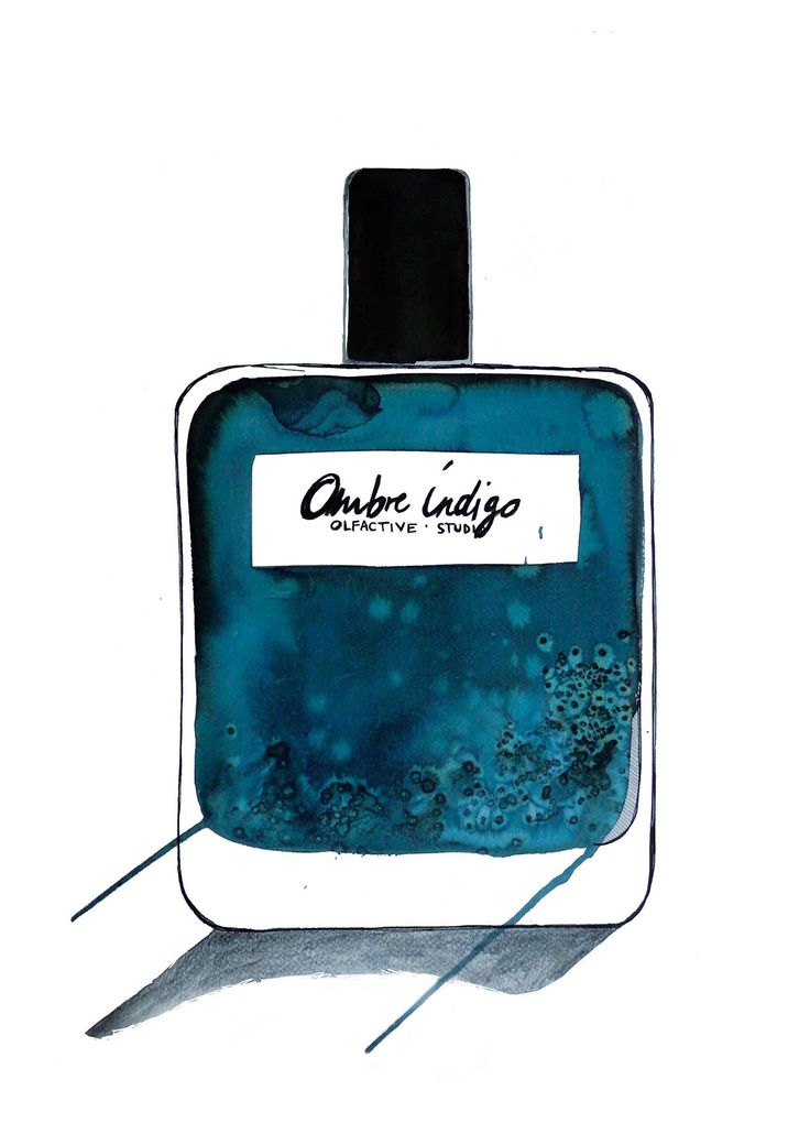 OLFACTIVE STUDIO | Ombre Indigo - jest zmysłowym i mrocznym zapachem cienia. Mieszanka nut drzewnych i dymnych żywic odsłania tętniącą głębię tuberozy i szafranu, otulonych papirusem, kadzidłem i benzoesem. Kompozycja zostawia na skórze jasny, głęboki, zniewalający zapachowy ślad... Cienie i perfumy to nasze bezcielesne ślady, nieodłączne i nieuchwytne