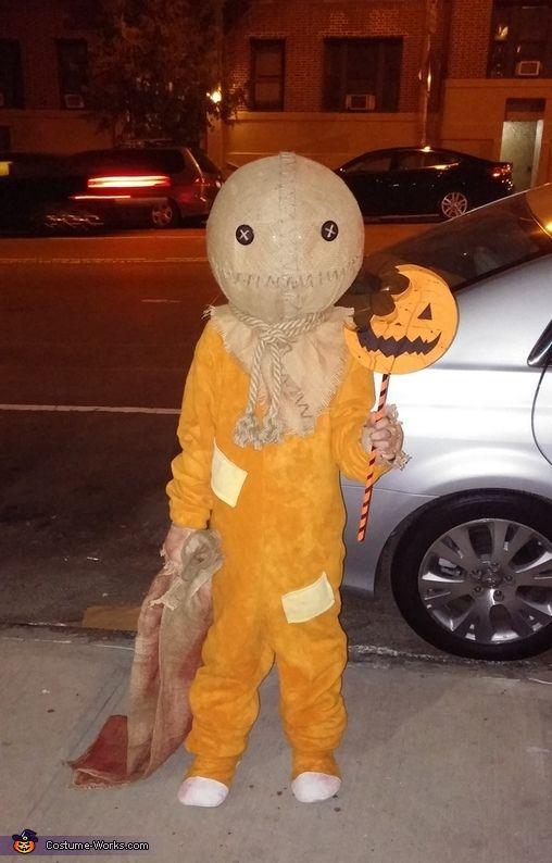 trick r treat sam costume - Trick R Treat Halloween Costume