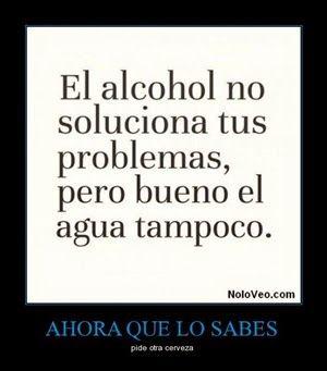 El Mundo De Los Borrachos [Humor] by Nelson Pereira: Alcohol & Agua...