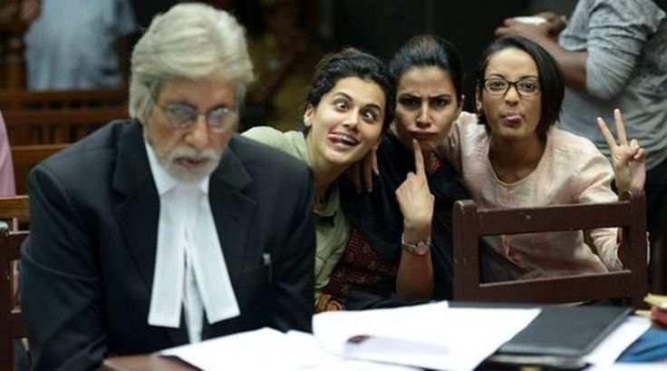 Amitabh Bachchan starrer movie Pink went up on its 1st Wednesday at the box…