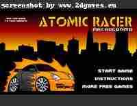 Atomic Racer is a new exciting racing game. Have fun to play this. http://funnkidsgames.com/atomic-racer/