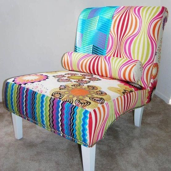 1040 Best Images About Sillones, Telas, Muebles Coloridos
