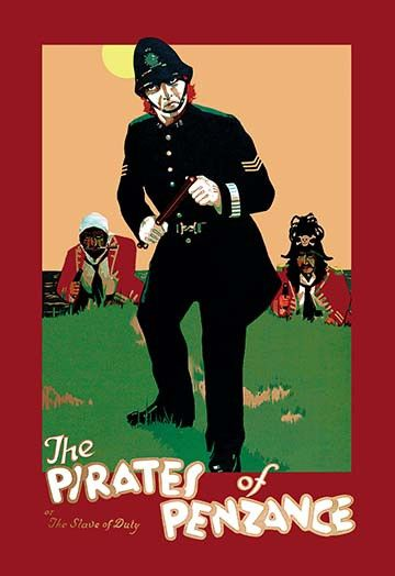 The Pirates of Penzance, or The Slave of Duty #2