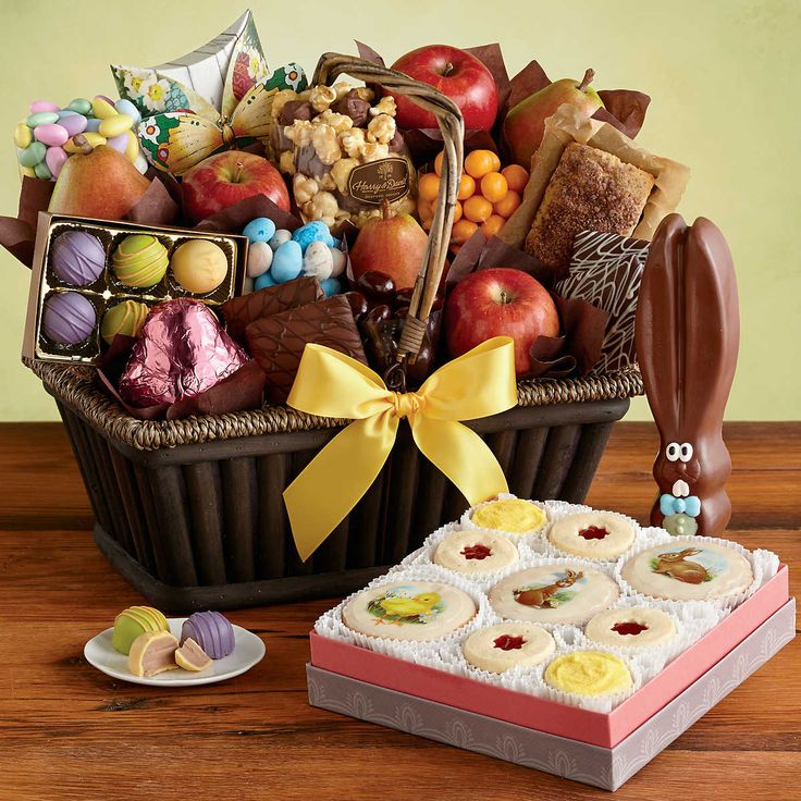 The 25 best easter basket delivery ideas on pinterest baby egg the supreme easter gift basket is the most complete of our easter baskets from pears negle Gallery