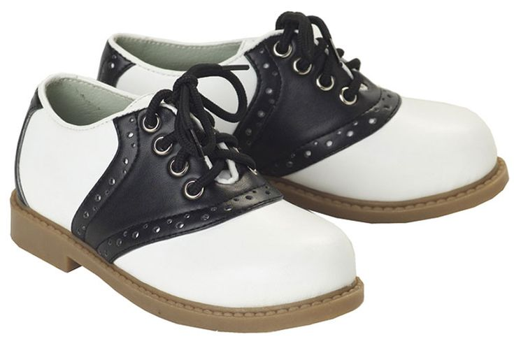 Toddler Saddle Shoes - 50's Costumes