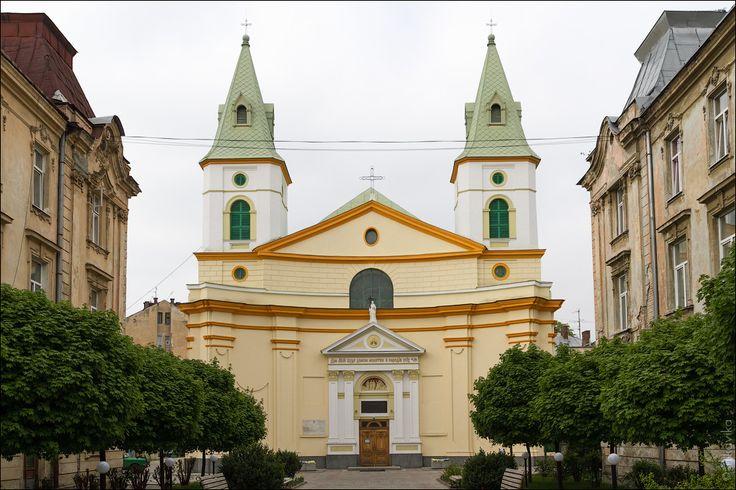 Kościół św.Urszuli.1678.Lwów