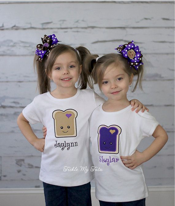 Picture Ideas With Twins: 15 Best Peanut Butter & Jelly Images On Pinterest