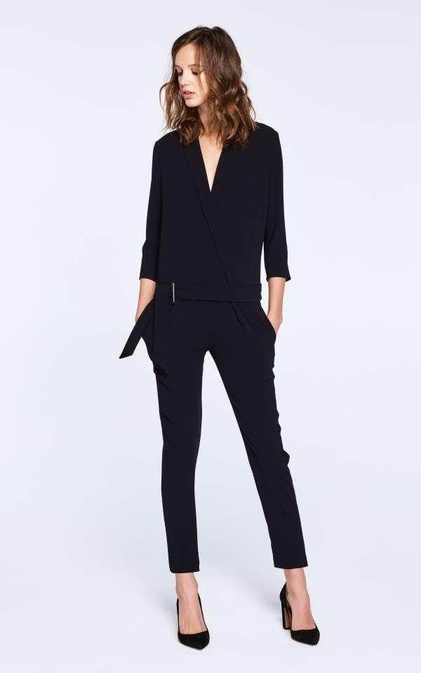 2c40fa36f7 Ba&sh - MOSETTA JUMPSUIT | Style Guide | Mode femme, Combinaison femme et  Robe avec veste