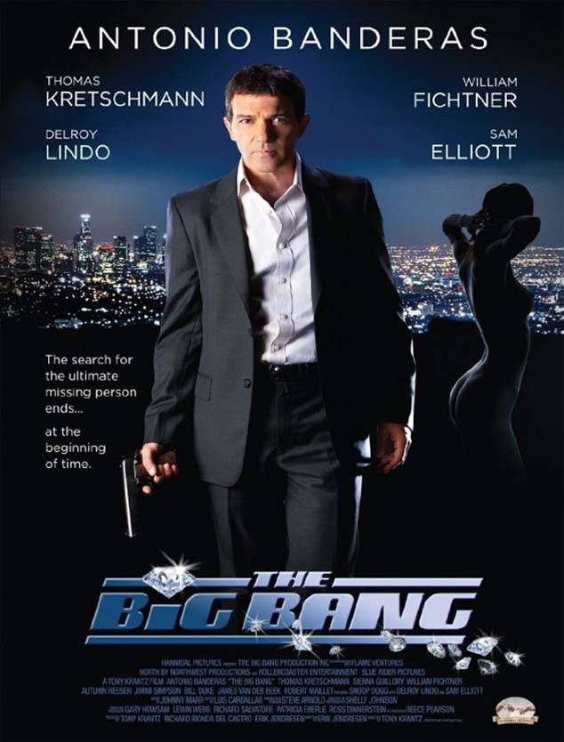 Antonio Banderas, The Big Bang
