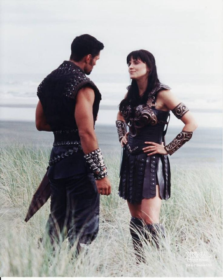Xena and ares wedding