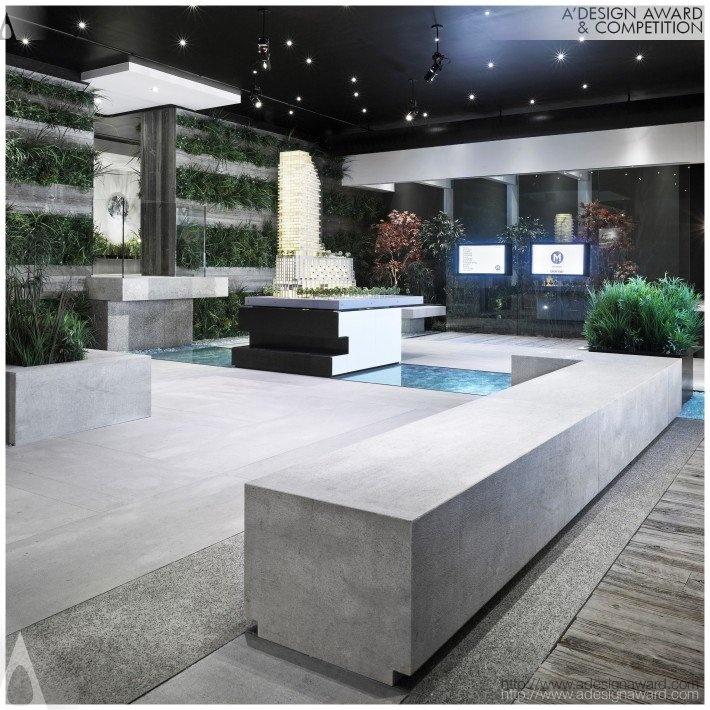 Monde Presentation Centre by Cecconi Simone