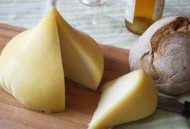 Твёрдый козий сыр