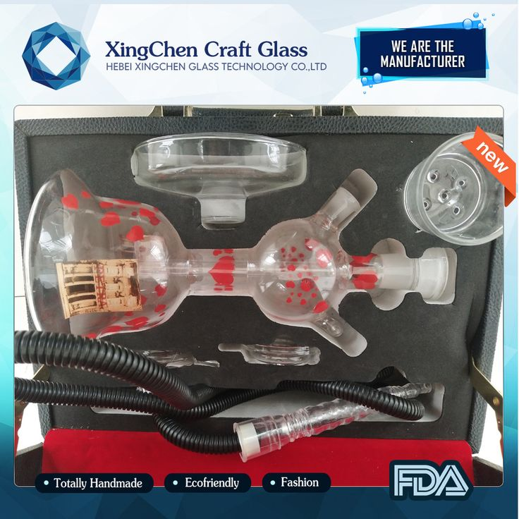 best selling products russian shisha glass hookah