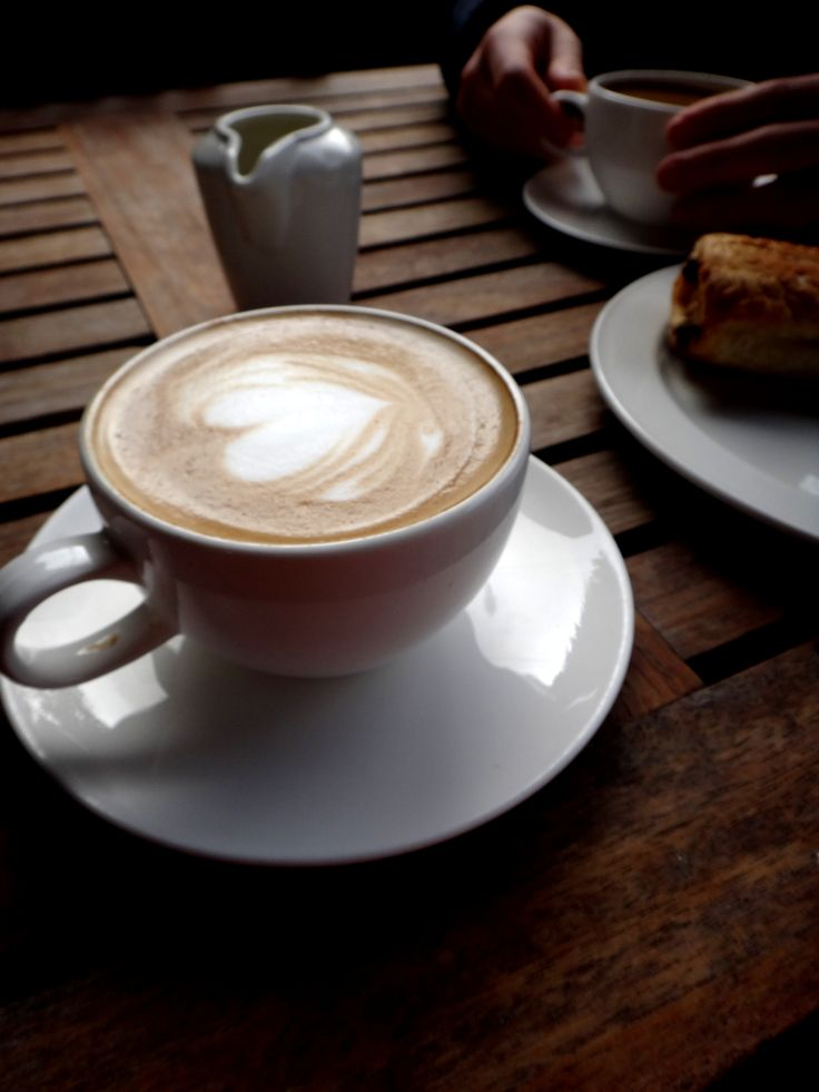 Coffee, coffee art, heart