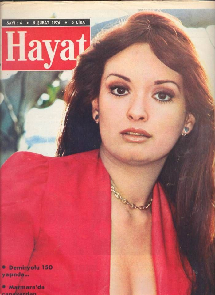 Turkish celebrities ☪ Müjde Ar