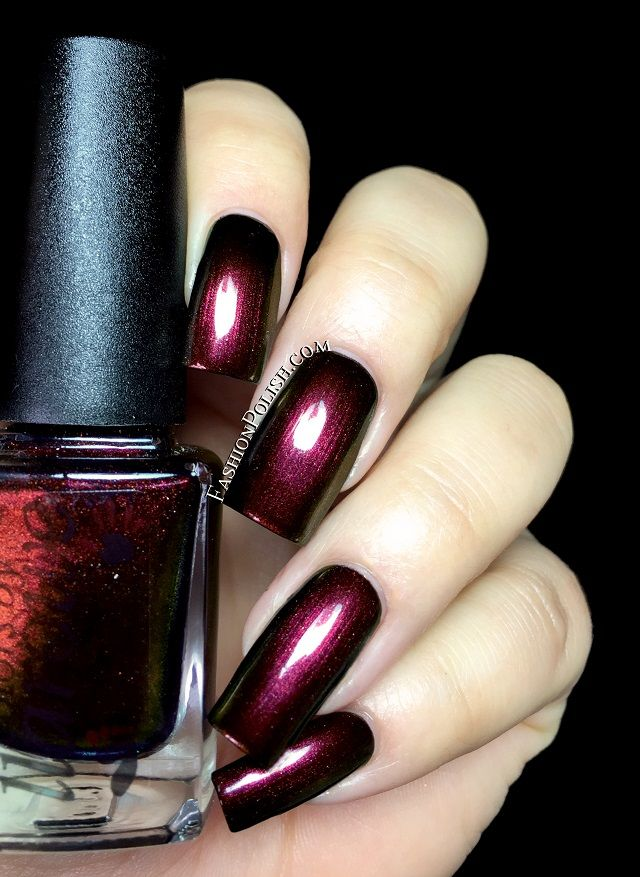 Fashion Polish: Colors by Llarowe Fall collection part 1 : the shimmers and glitters! - Sphynx (LE)