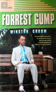 Zielona Małpa: Winston Groom - Forrest Gump