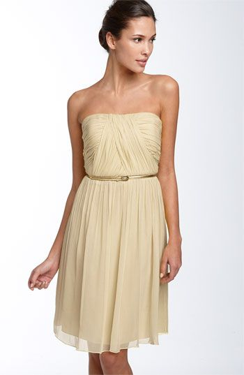 LOVE THIS DRESS. I'd want it for me... day after dress? rehearsal dress? somethin!