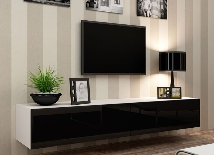 VIGO CAMA High Gloss TV cabinet 180