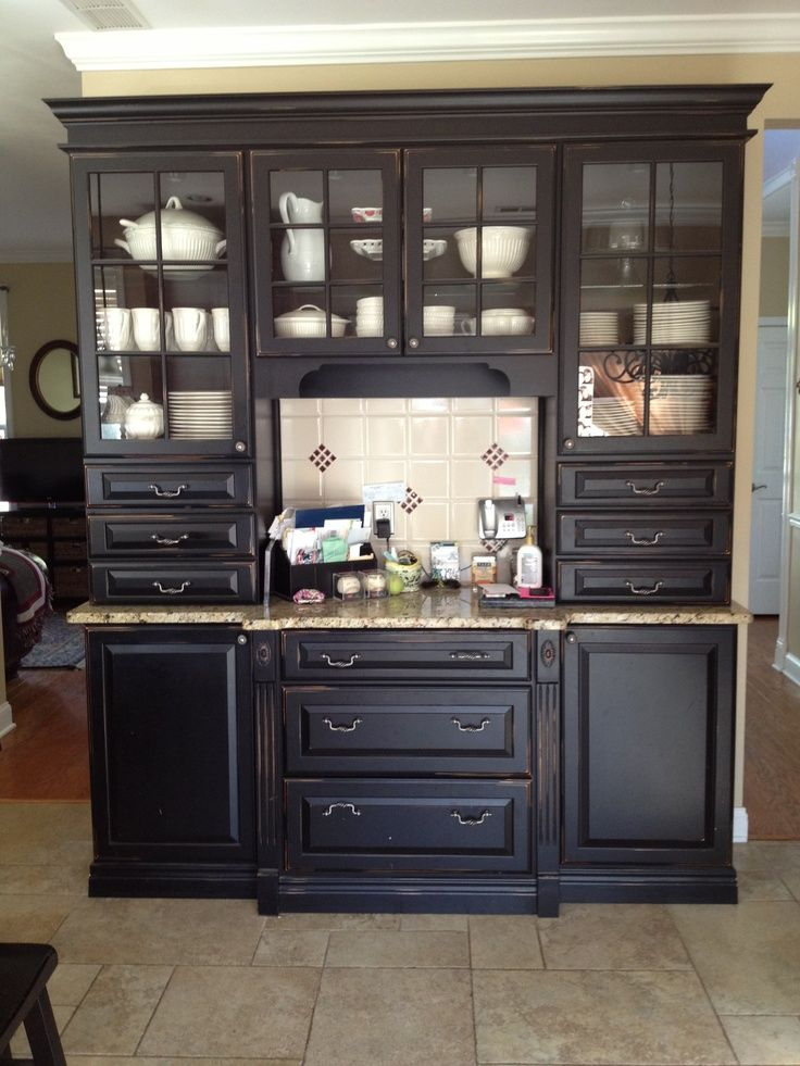 kitchen buffet cabinet 25 best ideas about built in hutch on built 2336