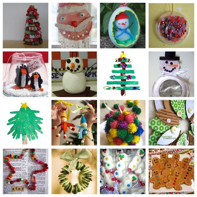 Ideas of holiday crafts for kids holiday ideas for Christmas crafts for preschoolers pinterest