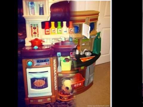 Step 2 kitchen set  by blocnow.com