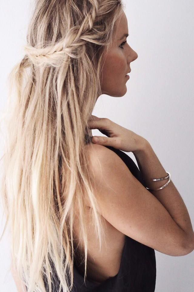Beautiful Long Blonde Hair using Ash Blonde Luxy Hair Extensions on @fakander <3 #LuxyHairExtensions