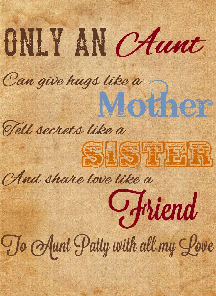 Happy Birthday Aunt Quotes Tumblr Aunt Quotes Tumblr