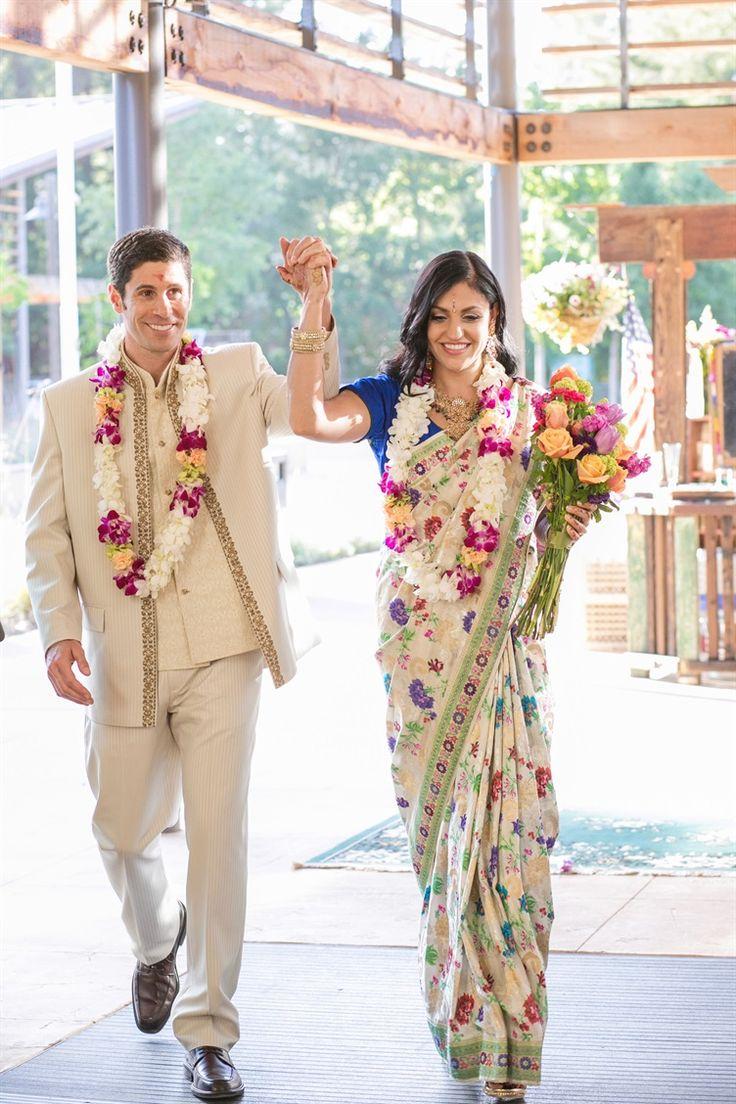 Best 25 Indian fusion wedding ideas on Pinterest  Indian weddings Indian wedding bridesmaids