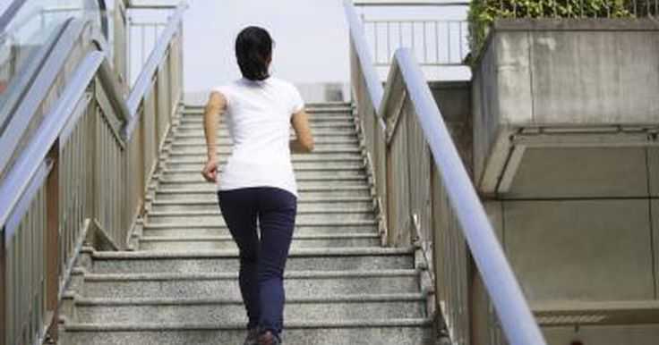 Your heart, lungs and even your waistline all benefit when you perform aerobic exercise. While walking on a level surface represents a safe form of aerobic activity and is ideal for beginners, trainers often recommend deviating from your normal walk to climb stairs. Stair climbing burns more calories than a traditional walk and increases your...