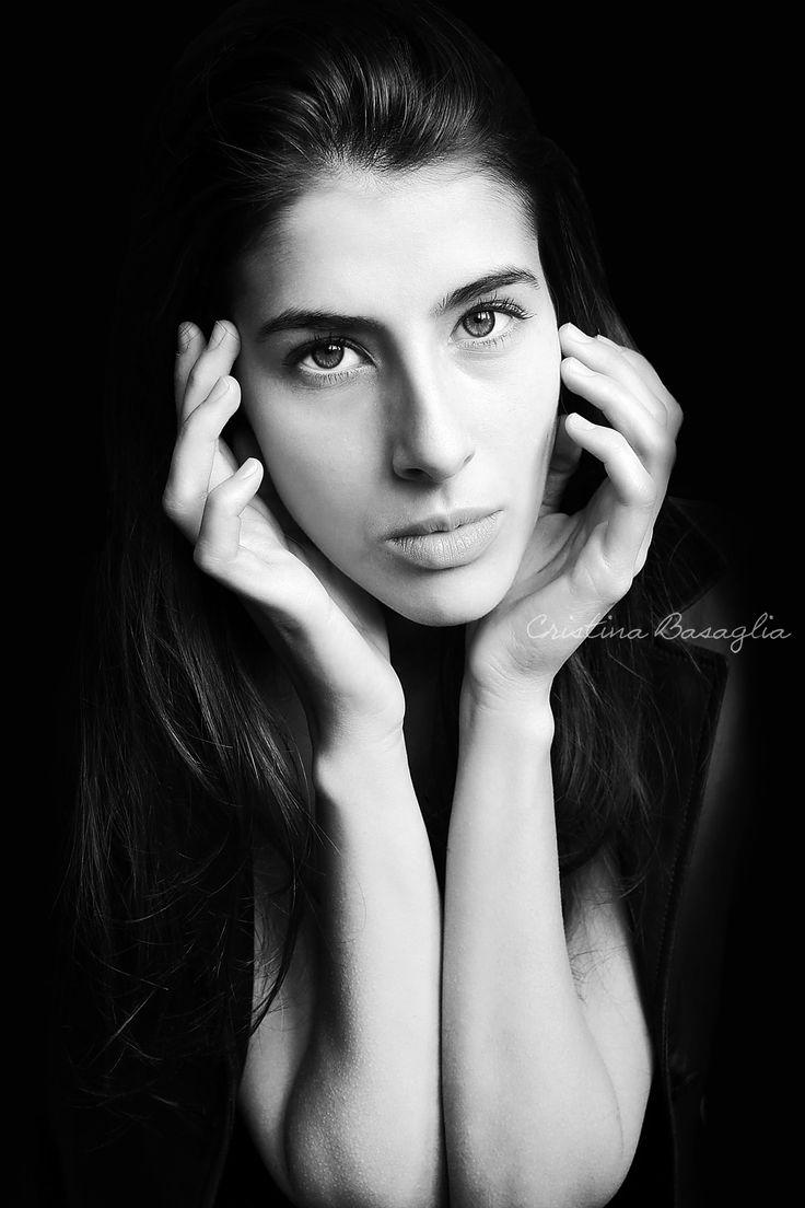 model Allison Ferrioli