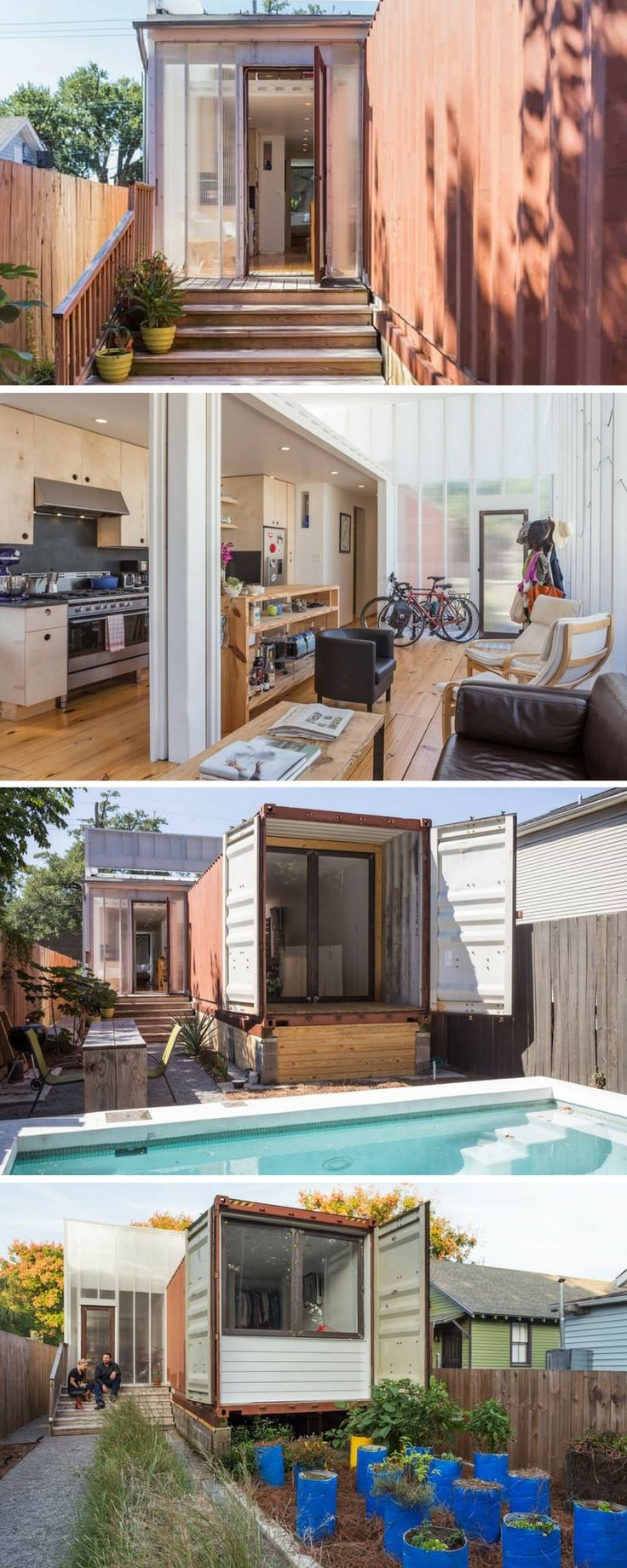 SETH u0026 ELISABETHu0027S SHIPPING CONTAINER HOME 2953