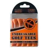 "Unbreakable Golf Tees - 2.7/8"" (Misc.)By Playing Pro Golf Company"