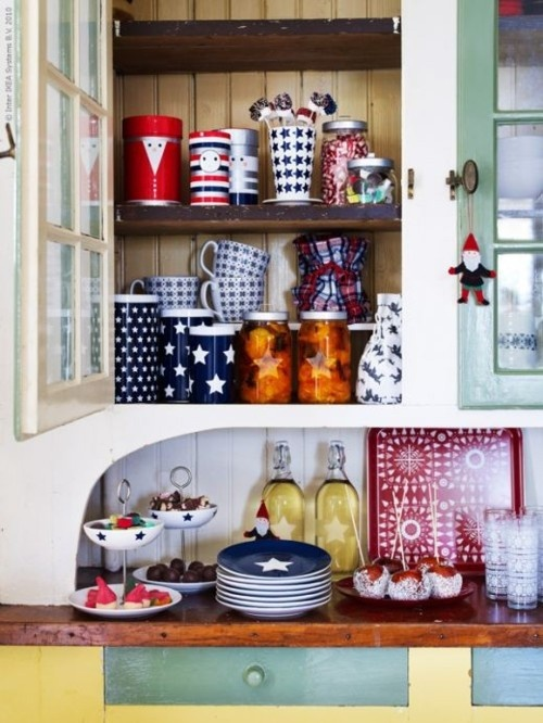 Love the red white and blues pinterest for Kitchen design 10 5 full patch