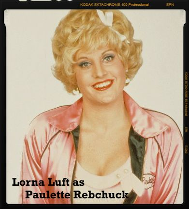 Grease 2 Paulette | Lorna Luft Grease 2