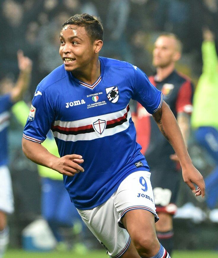 Sampdoria 17, Luis Muriel #9