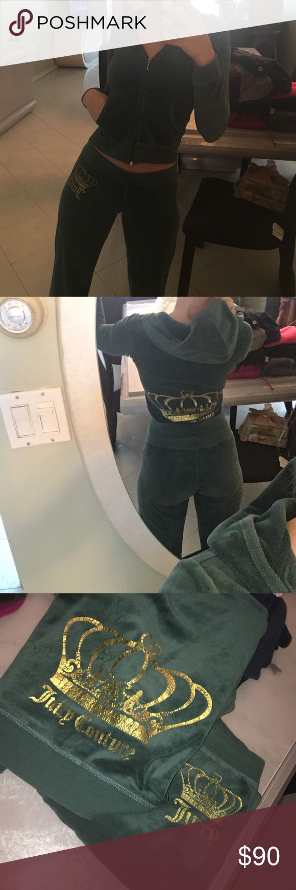 Juicy Couture Sweatsuit!! Perfect condition!!  Amazing fit! Juicy Couture Other